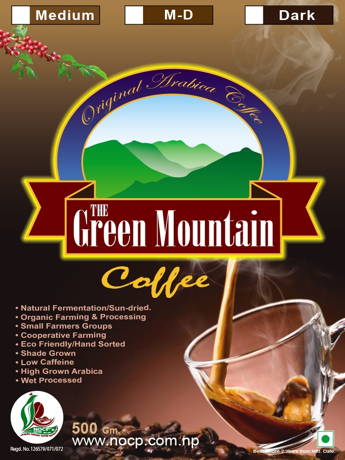 NOCP's The Green Mountain